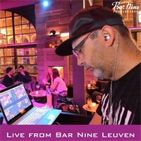 Live set at Bar Nine Leuven (20210910) - RADIO SHOW by Irvin Cee